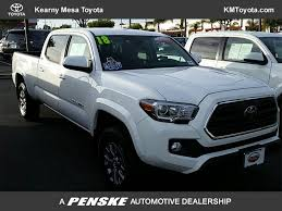2018 Used Toyota Tacoma SR5 Double Cab 6' Bed V6 4x2 Automatic at ...