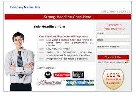 sale page template free landing page templates from invespblog john chow dot com
