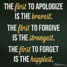 Strong Christian Woman Quotes Best of Say Sorry Forgive Forget Quotes Pinterest Thoughts