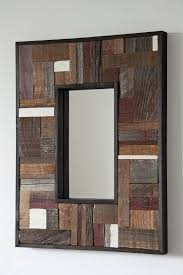 Reclaimed Wood Projects Best 25 Reclaimed Wood Mirror Ideas Only On Pinterest Pallet
