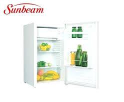 sunbeam refrigerator