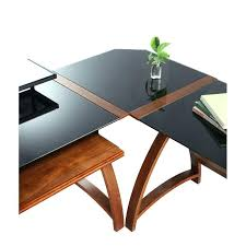 walnut office desks. Wonderful Choice Curved Walnut Corner Office Desk Connector . Light Oak Desks