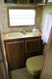a working toilet is essential in an rv bathroom