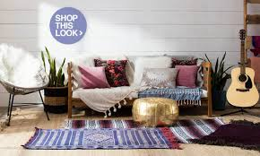 Bohemian bedroom furniture White Boho Chic Furniture Decor Ideas Overstock Boho Chic Furniture Decor Ideas Youll Love Overstockcom