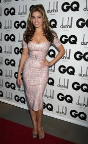 Kelly Brook s s GQ Men The Year Awards Red Carpet
