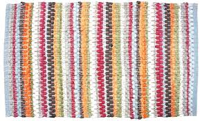 j m home fashions stripe cotton rug red x striped area rugs furniture row denver