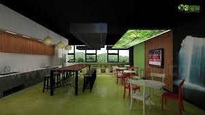 office cafeteria design. Office 3D Interior Design Break Out Cafeteria