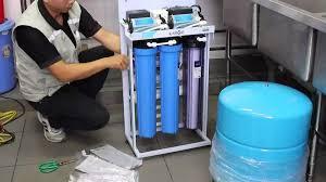 SƯU TẬP VOUCHER 500K] Máy lọc nước RO không tủ bán công nghiệp KAROFI  KT-KB30 (6 cấp lọc)