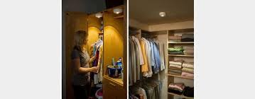 best closet lighting. the best light for your closet and pantry lighting i
