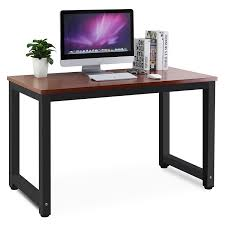 office computer desk. Tribesigns Modern Simple Style Computer Desk PC Laptop Study Table Office Workstation For Home S