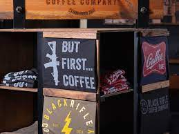 See more ideas about coffee grinder, coffee, antique coffee grinder. Black Rifle Coffee Seeks Like Minded Aficionados Wsj