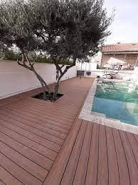 Combien coûte une terrasse composite ?