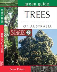 green guide trees of australia cover