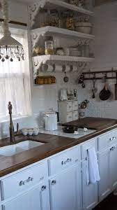 Living Large In Small Spaces A Tour Of Shabby Chic Tiny Retreat Chic Kitchen Shabby Chic Room Shabby Chic Kitchen