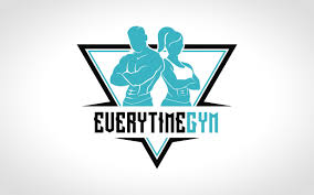 Gym Logo For Sale Premade Bodybuilding Logo Lobotz