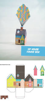 best ideas about create your own create your create your own disneys up house favor box