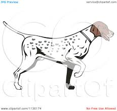 Small Picture Coloring Pages Pointer Animal Coloring Pages Hunting Dog Coloring