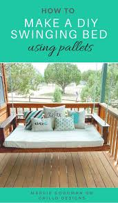 Porch Swing Bed 21 Best Diy Porch Swing Bed Ideas And Designs For 2017