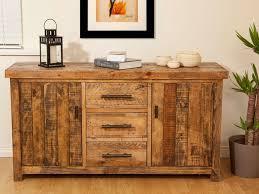 wood dining room buffet