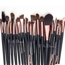 15 20 pcs makeup brushes brand high quality cosmetic brush professional beauty make up brushes set