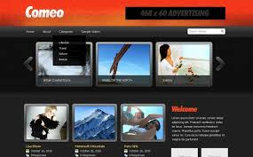 Video Website Template Delectable Video Gallery Website Template 28