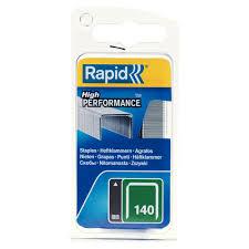 <b>Скобы для степлера Rapid</b> 14 мм тип 140 650 шт купить ...