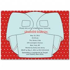 Diaper Shower Invitation Polka Dot Diaper Baby Girl Shower Invitation Bs035 Latest Wording