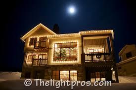 xmas lighting ideas. Lights Outline The Windows. Xmas Lighting Ideas .