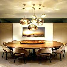what size chandelier for dining room table what size rectangular chandelier for dining room luxury linear
