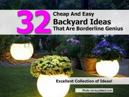 Inspirations Landscape Ideas For Small Backyard With Shed Compact Cheap Small Backyard Ideas