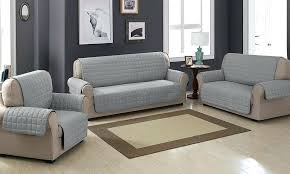 living room chair covers. Recliner Chair Cover Protector Throw Furniture Three Couch Awl Water Resistant All Sizes Seats Grey . Living Room Covers O