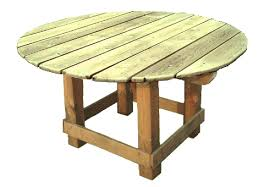 how to build round wooden picnic table plans pdf woodworking plans wood patio table plans
