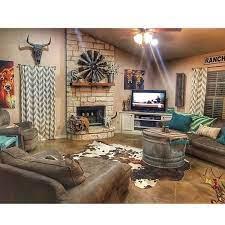 western living room decor