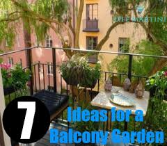 Small Picture Simple Ideas For A Balcony Garden How To Create A Beautiful