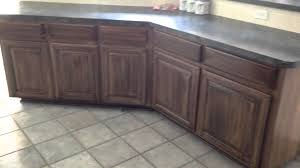 re stain shade glaze kitchen cabinets completed old masters gel stain you