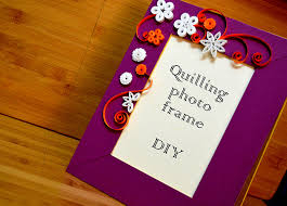quillng photo frame