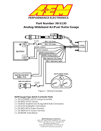 aem air fuel gauge wiring diagram fitfathers me at katherinemarie me aem wideband o2 sensor wiring diagram aem air fuel gauge wiring diagram fitfathers me and