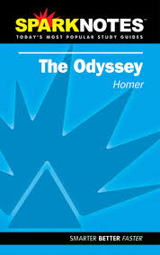 the odyssey spark notes literature guide by sparknotes