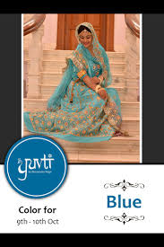 Latest Design Of Rajputi Poshak Color Of The Poshak For 9th And 10th October Is Blue Please
