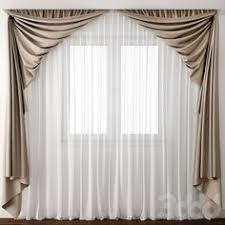 шторы: лучшие изображения (679) | Шторы, Дизайн окна и ...