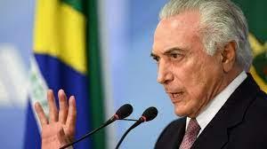البرازيل: الرئيس السابق ميشال تامر المطلوب من القضاء يسلم نفسه