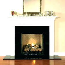 Contemporary Fireplace Mantels Shelves Mantel Decor S Surroun
