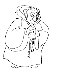 Small Picture Kids n funcom 13 coloring pages of Robin Hood