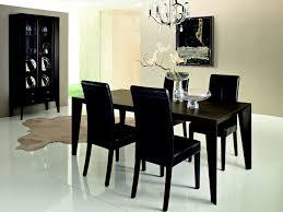 black dining room sets. black dining room table - 3 sets
