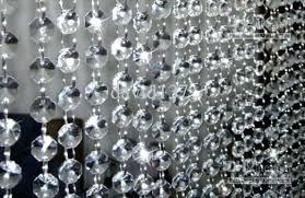 glass bead garland antique