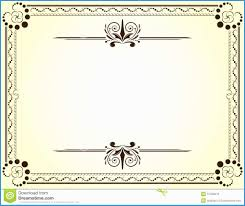 blank certificates diploma certificate template free download new blank vector