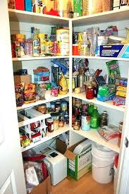 pantry storage ideas diy kitchen awesome corne
