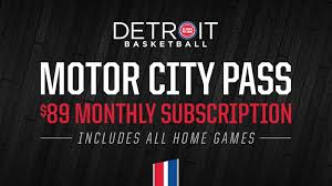 Detroit Pistons Seating Chart Little Caesars Detroit Pistons Tickets