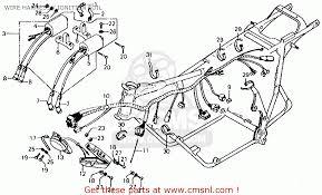 1975 honda cb750 wiring schematics honda wiring diagrams instructions