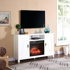 tv stand with infrared fireplace farmhouse style infrared fireplace stand white berkeley infrared electric fireplace tv